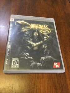 The Darkness (Sony PlayStation 3, PS3) - Complete Tested
