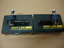 MG Midget MK1/2/3 1961 - 1972 First Line FTR4004 Track Rod Ends (Pair)