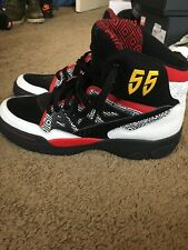 huge selection of 4e975 731a3 Men s Adidas Mutombo size 12 in White Black