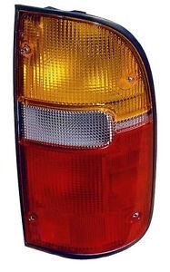 RIGHT Tail Light - Fits 95-00 Toyota Tacoma Pickup Rear Lamp  - Passenger Side