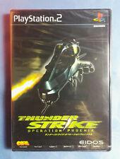 Thunder Strike: Operation Phoenix Sony PS2 Neuf Scellé vrare Import UK GRATUIT POST