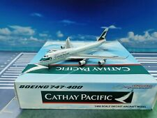 JC Wings Cathay Pacific B747-400 B-HUI 1:400