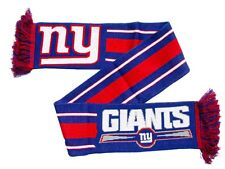 OFFICIAL LICENSED NEW YORK GIANTS TEAM SCARF NWT