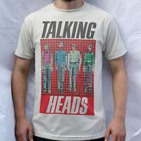 Talking Heads T Shirt Design