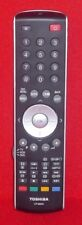 Original Genuino Toshiba TV VIDEO VCR Control Remoto De DVD CT-8003 CT-8OO3
