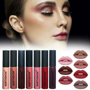 Milk Lip Gloss Glaze Matte Liquid Lipstick Waterproof NEW Lasting gloss Lip N1V6
