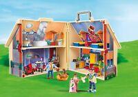 Playmobil Casa de Muñecas Set en Forma de Maletín Juguete Infantil Niño Niña