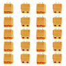 1~10Pair XT60 Male Female Bullet Connectors Plugs For RC Hobby Lipo Battery  IO