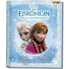 Panini Die Eiskönigin Kindergartenfreundebuch, blau, DIN A5, Freundschaftsbuch