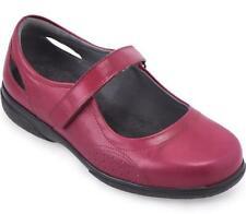 Cosyfeet Extra Roomy Paradise Womens Sandal Shoe Raspberry  (6E Width) UK 7.5