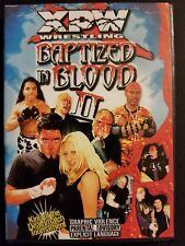 XPW Wrestling - Baptized in Blood II 2 (DVD, 2002) XPW TNA ROH WWE WWF