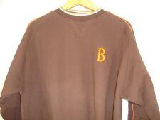 Vintage Cleveland Browns NFL Puma Long Sleeve Crewneck Sweatshirt Football XL