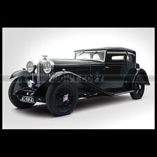 Photo A.006766 BENTLEY 8 LITRE SHORT CHASSIS FIXED HEAD COUPE 1932