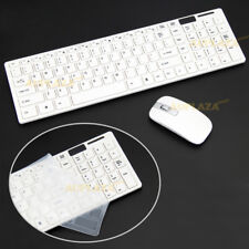 Wireless Keyboard and Optical Mouse USB Receiver Cordless Desktop for Windows AU