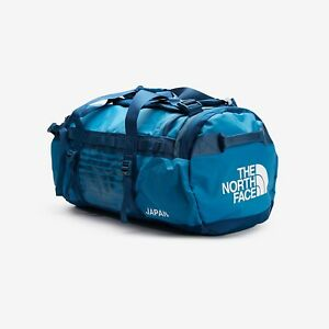 The North Face IC Base Camp Duffle Bag One Size Blue Japan Medium Duffle Gym 71L