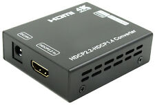 HDCP 2.2 to 1.4 Converter - Play New 4K UHD Content On An Older 4K HDMI TV