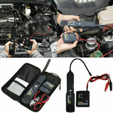 Automotive Cable Wire Tracker Short&Open Finder Digital Repair Circuit Tester