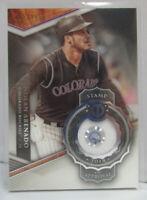 2018 Topps Tribute Baseball NOLAN ARENADO Game Used Jersey Relic Card # 131/150