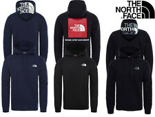 The North Face Hoodie Hoody Mens Logo Sweatshirt Casual Sports Gym Cotton Jumper