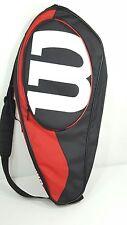 Wilson 1 pack tennis bag for tennis racket or badminton