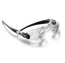 2.1X MaxTV Magnifier & Lens Binocular Magnifying Glasses for Watching TV