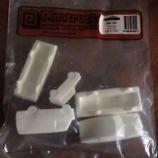 PLASTRUCT Cars AM-100 1:100 93401 Genuine Scratch Model Diarama Train 5 pc set