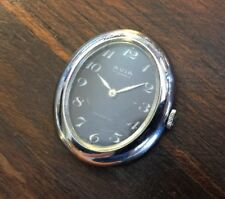 Very Nice 28x33mm Vintage Ellipse Watch From Swiss Factory AVIA