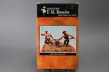 YH083 F.M. BENEITOmaquette figurine MD/8 Guerra Zulu 1879