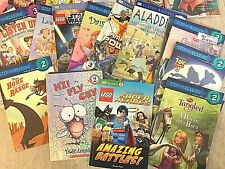 """YOU PICK CHILDREN'S """"I CAN READ"""" LEVELED READERS BOOKS $1.50 EA.~ FREE SHIPPING"""