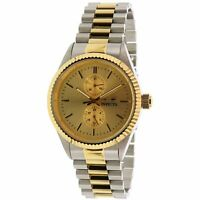 Invicta Men's Specialty 29426 Gold Stainless-Steel Japanese Quartz Dress Watch