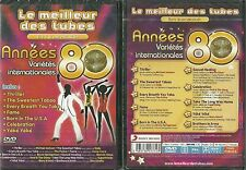 DVD -LES ANNEES 80 EN KARAOKE MICHAEL JACKSON SUPERTRAMP NEUF EMBALLE NEW SEALED