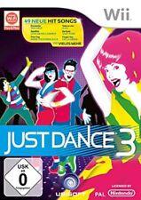 Nintendo Wii Spiel - Just Dance 3 mit OVP