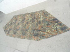 German Army Flecktarn Shelter Half USED
