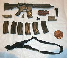 Playhouse nos SF MK18 Mod 1 rifle y accesorios escala 1/6th Accesorio De Juguete