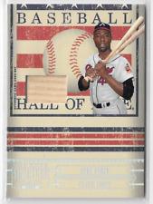 2005 Donruss Signature Series Hank Aaron Baseball HOF Game Used Bat