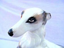 More details for large vintage wedgwood & co recumbent borzoi dog figurine 11