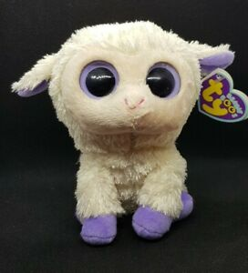 TY Beanie Boos - Clover - Lamb - Like new - Still with Tag