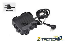 Z Tactical SELEX TACMIC CT5 Headset Cable & PTT (Midland Version) Z133-MID