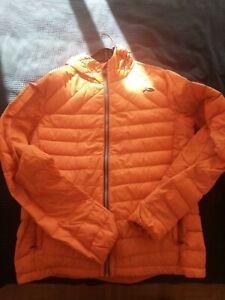Kjus puffer down jacket size Medium