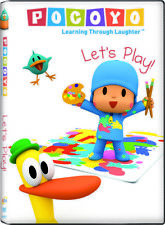 Pocoyo - Pocoyo: Let's Play [New DVD]