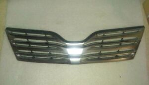 09 10 11 12 Toyota Venza Upper Grille Assembly OEM 53101-0T010