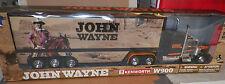 NEW New-Ray Toys 1/32 Kenworth W900 John Wayne Longhauler
