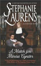 A Match for Marcus Cynster (Paperback or Softback)