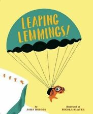 Leaping Lemmings!, Very Good Condition Book, John Briggs, ISBN 9781454918196