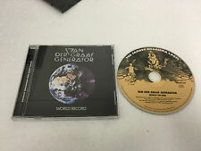 Van Der Graaf Generator World Record [Remastered] 2005 Extra tracks CD MINT/MINT