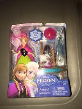 Anna If Arendelle- Disney Frozen Magi- Clip& Vanity- New