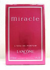 Lancome Miracle 30ml  Eau De Parfum Spray New Sealed