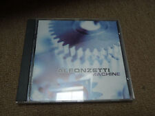 ALFONZETTI - machine  MTM  CD