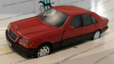 Limousines miniatures pour Mercedes 1:43