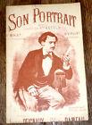 son portrait mélodie chantée par Kettly 1900 Félicie Rameau